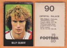 Crystal Palace Billy Gilbert